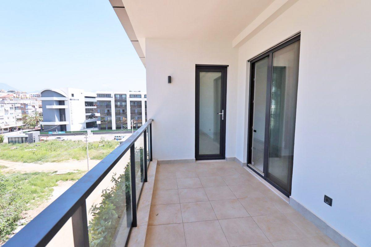 Новая двухуровневая квартира в самом центре Алании - Фото 24