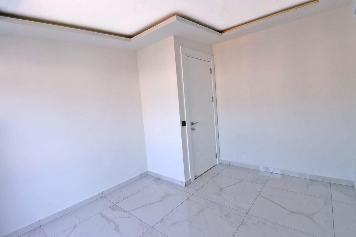 Новая двухуровневая квартира в самом центре Алании - Фото 21