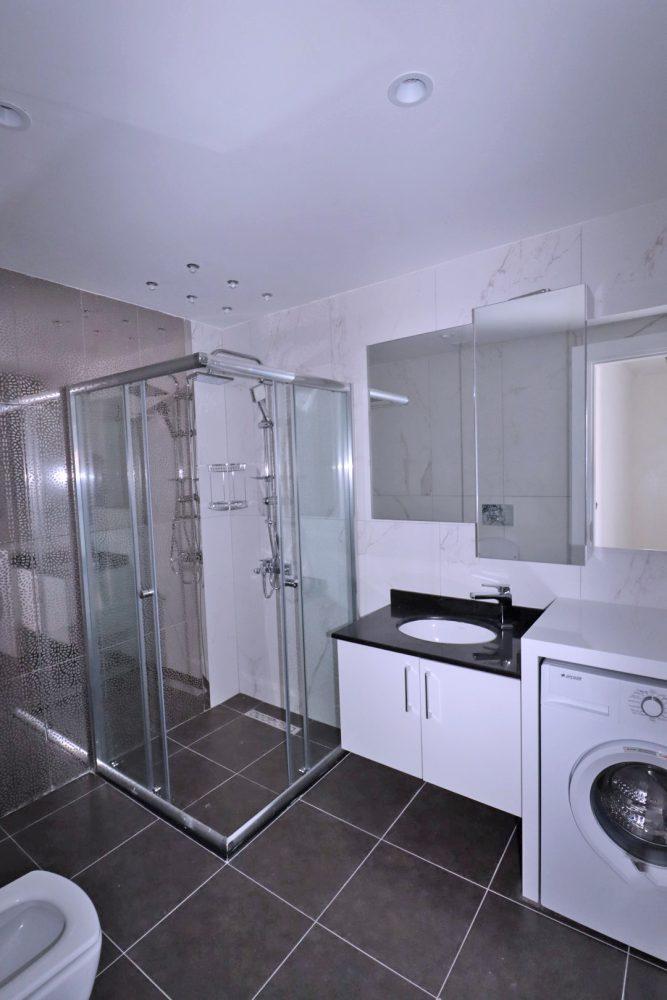 Новая двухуровневая квартира в самом центре Алании - Фото 25