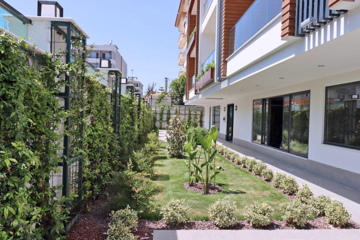 Новая квартира в центре Алании в 250 метрах от знаменитого пляжа Клеопатры - Фото 4