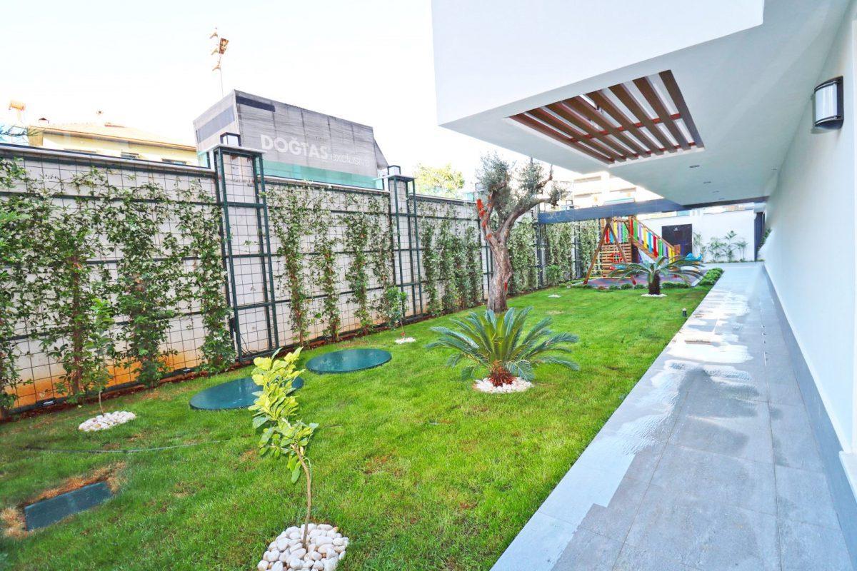Новая квартира в центре Алании в 250 метрах от знаменитого пляжа Клеопатры - Фото 5