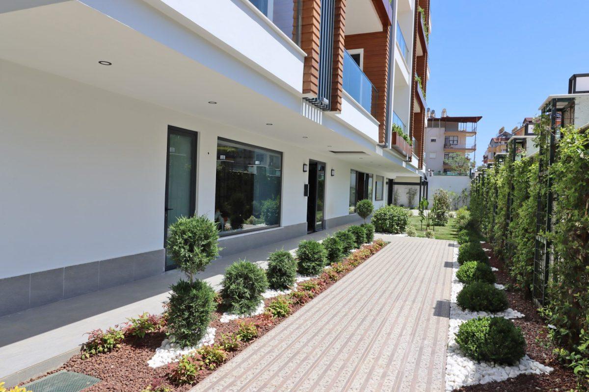Новая двухуровневая квартира в самом центре Алании - Фото 4