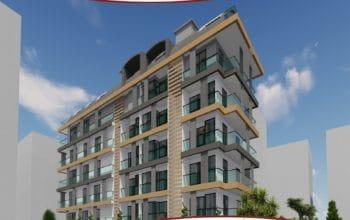 CİTY 10 Современный жилой комплекс в самом центре Алании