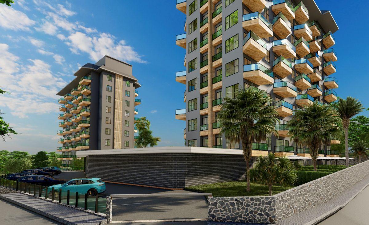 Масштабный жилой комплекс в тихом районе Авсаллар - Фото 6