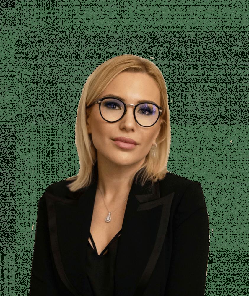 Мила Гребенщикова Заместитель председателя совета директоров, эксперт по недвижимости и инвестициям