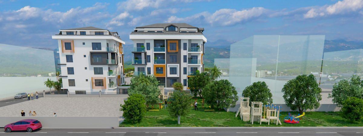 THE GATE престижный жилой комплекс в самом центре Алании - Фото 10