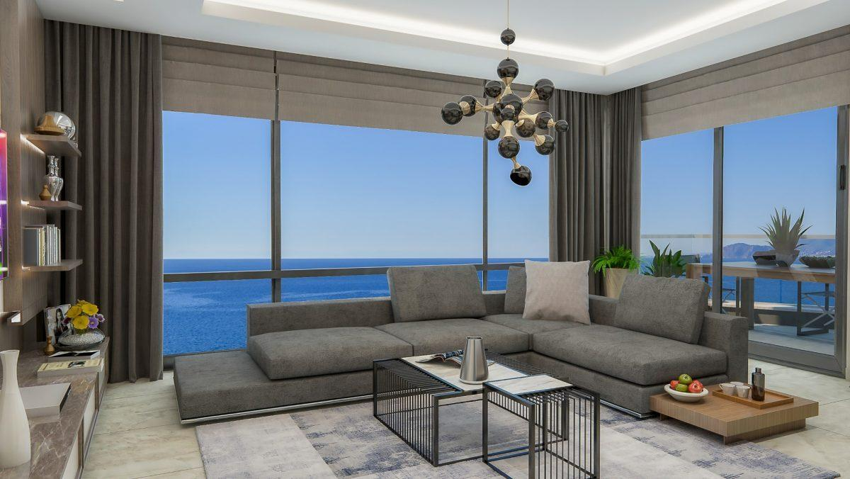 Грандиозный жилой комплекс, площадью 25.000м2, на первой береговой линии с приватным пляжем  - Фото 31