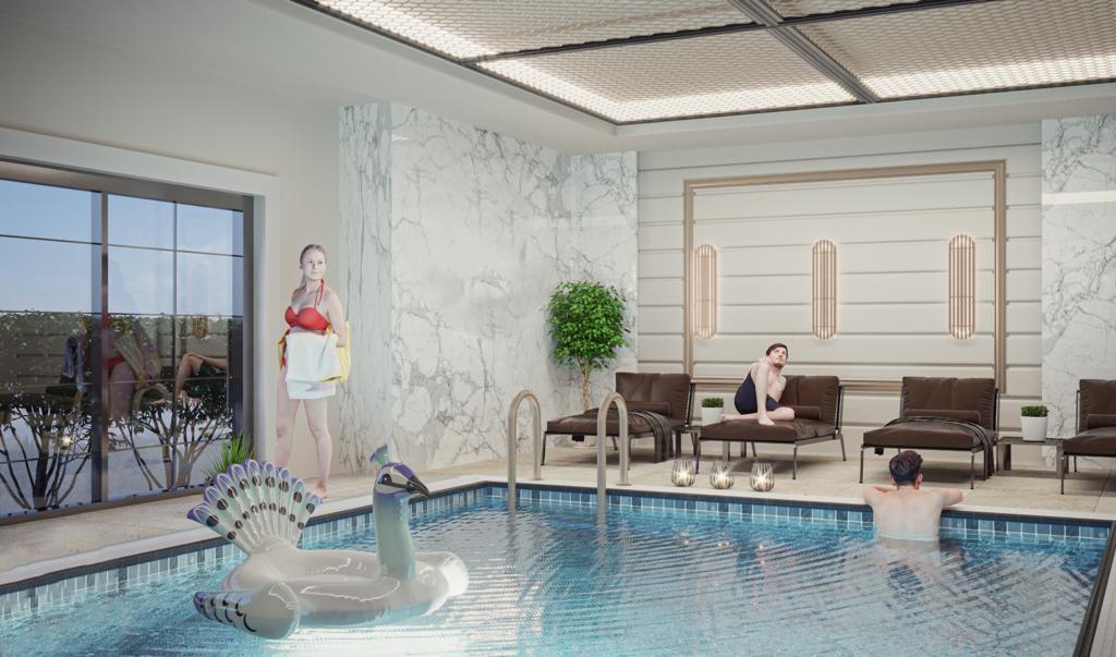 Стартовало строительство нового жилого комплекса в районе Авсаллар - Фото 9