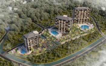 Стартовало строительство нового жилого комплекса в районе Авсаллар