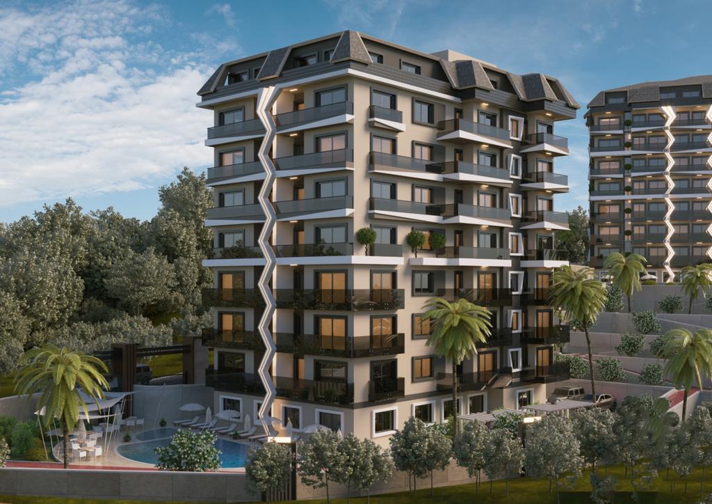 Стартовало строительство нового жилого комплекса в районе Авсаллар - Фото 2
