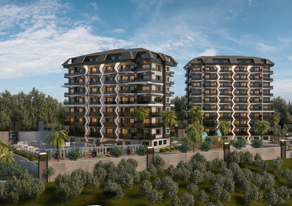 Стартовало строительство нового жилого комплекса в районе Авсаллар - Фото 3