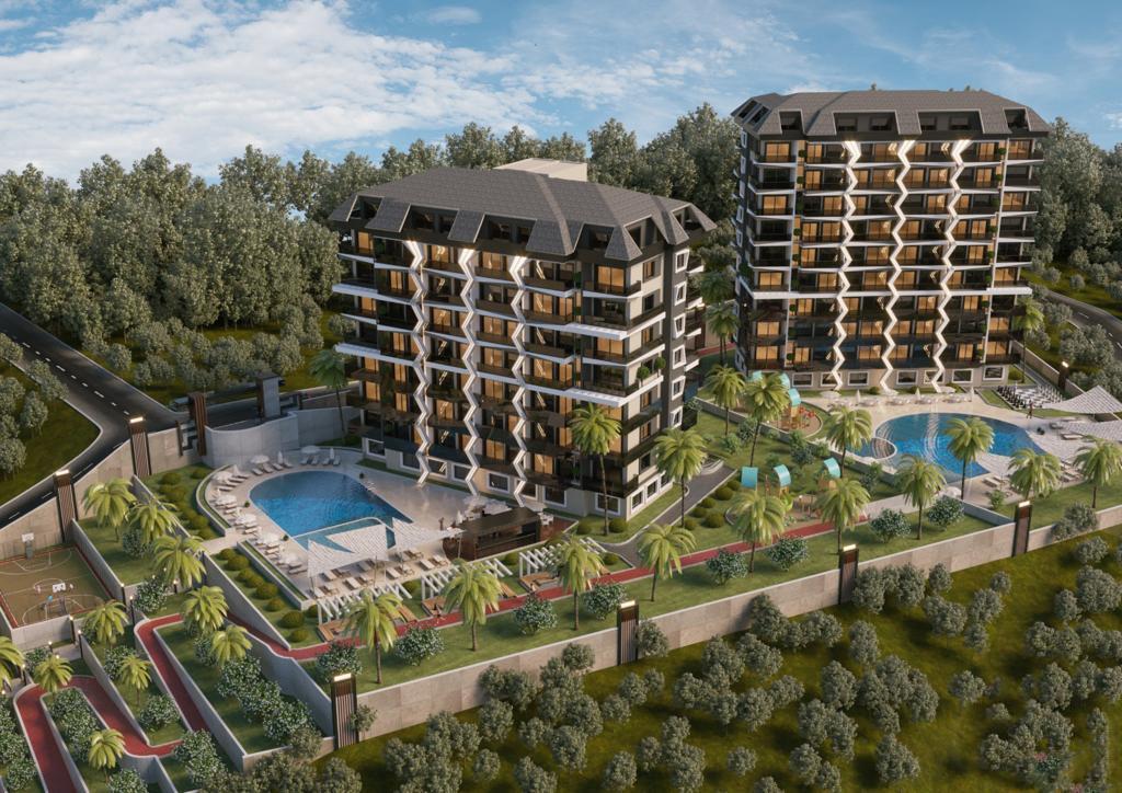Стартовало строительство нового жилого комплекса в районе Авсаллар - Фото 4