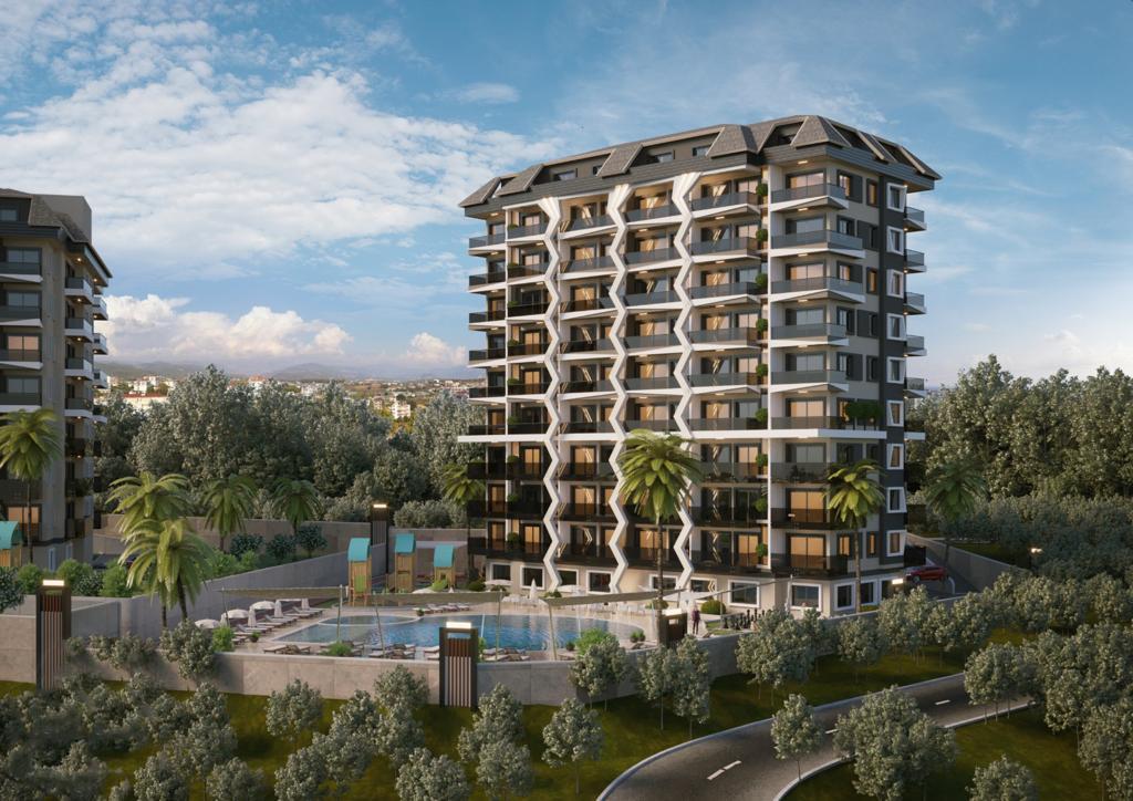 Стартовало строительство нового жилого комплекса в районе Авсаллар - Фото 5