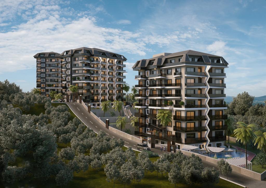 Стартовало строительство нового жилого комплекса в районе Авсаллар - Фото 6