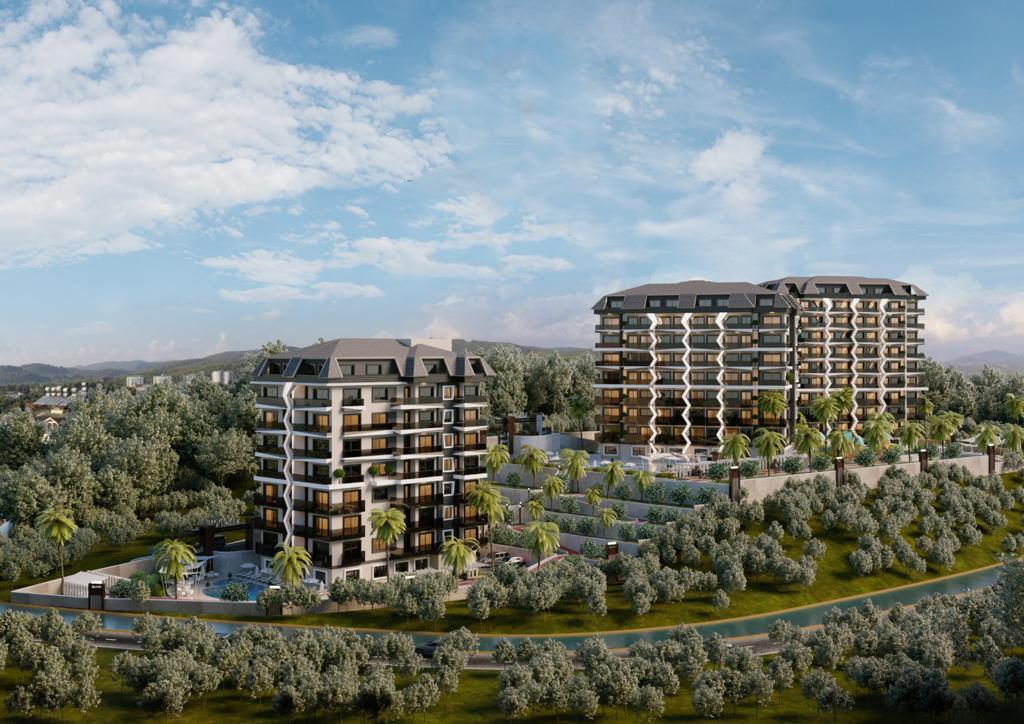 Стартовало строительство нового жилого комплекса в районе Авсаллар - Фото 7