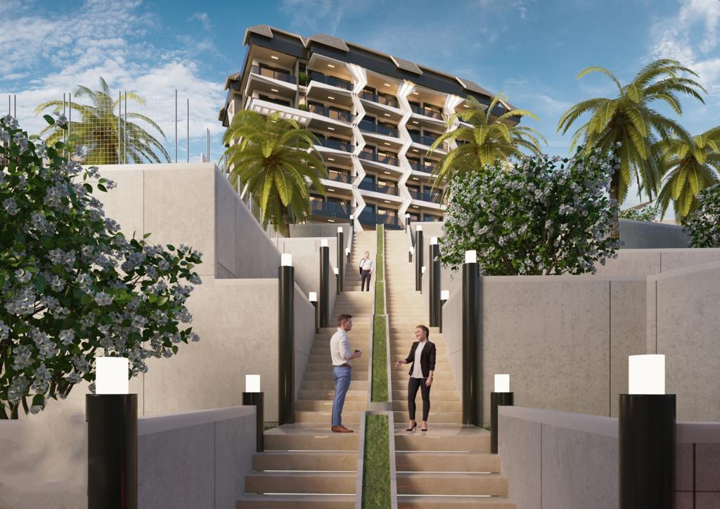 Стартовало строительство нового жилого комплекса в районе Авсаллар - Фото 15