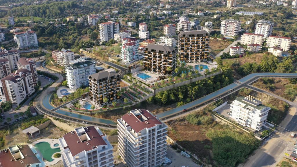Стартовало строительство нового жилого комплекса в районе Авсаллар - Фото 8
