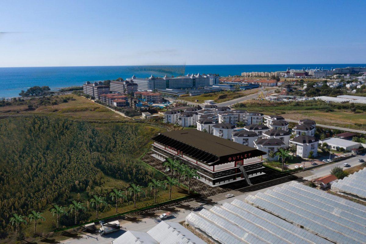 Коммерческие площади в LUNA BAZAAR OUTLET в полную собственность с гарантированным доходом - Фото 2