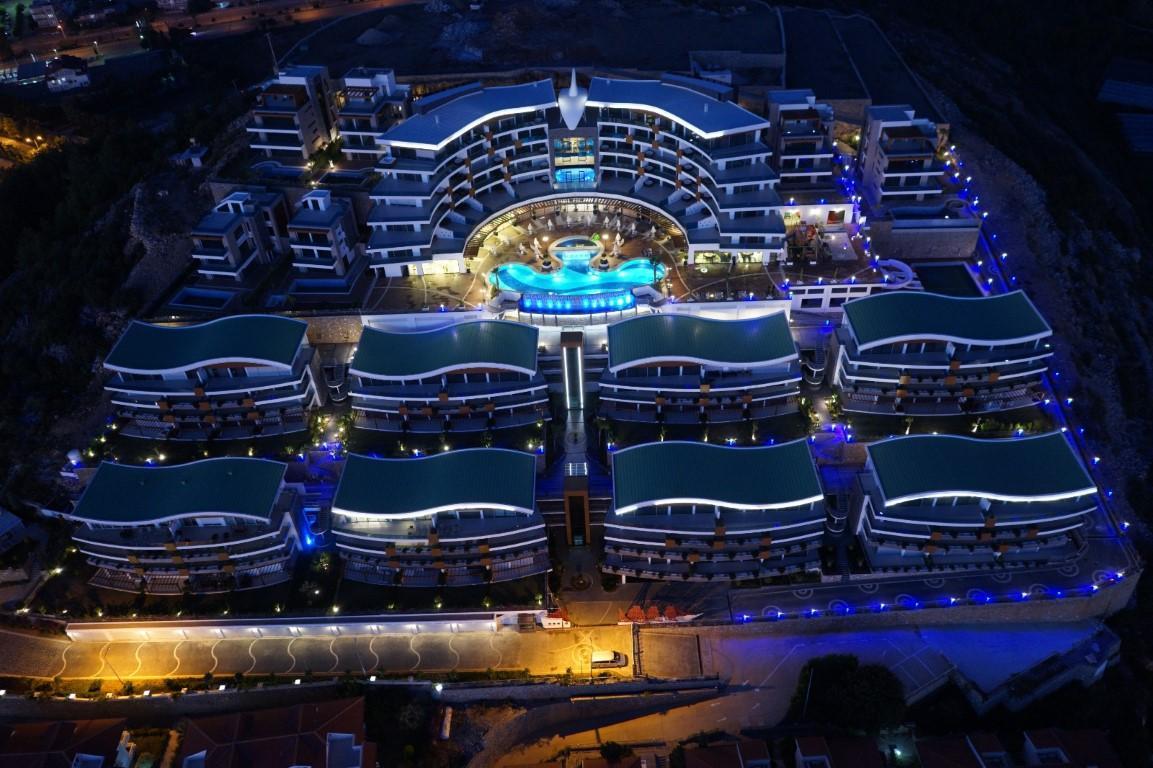 Уникальный проект с собственным пляжем в районе Конаклы - Фото 1