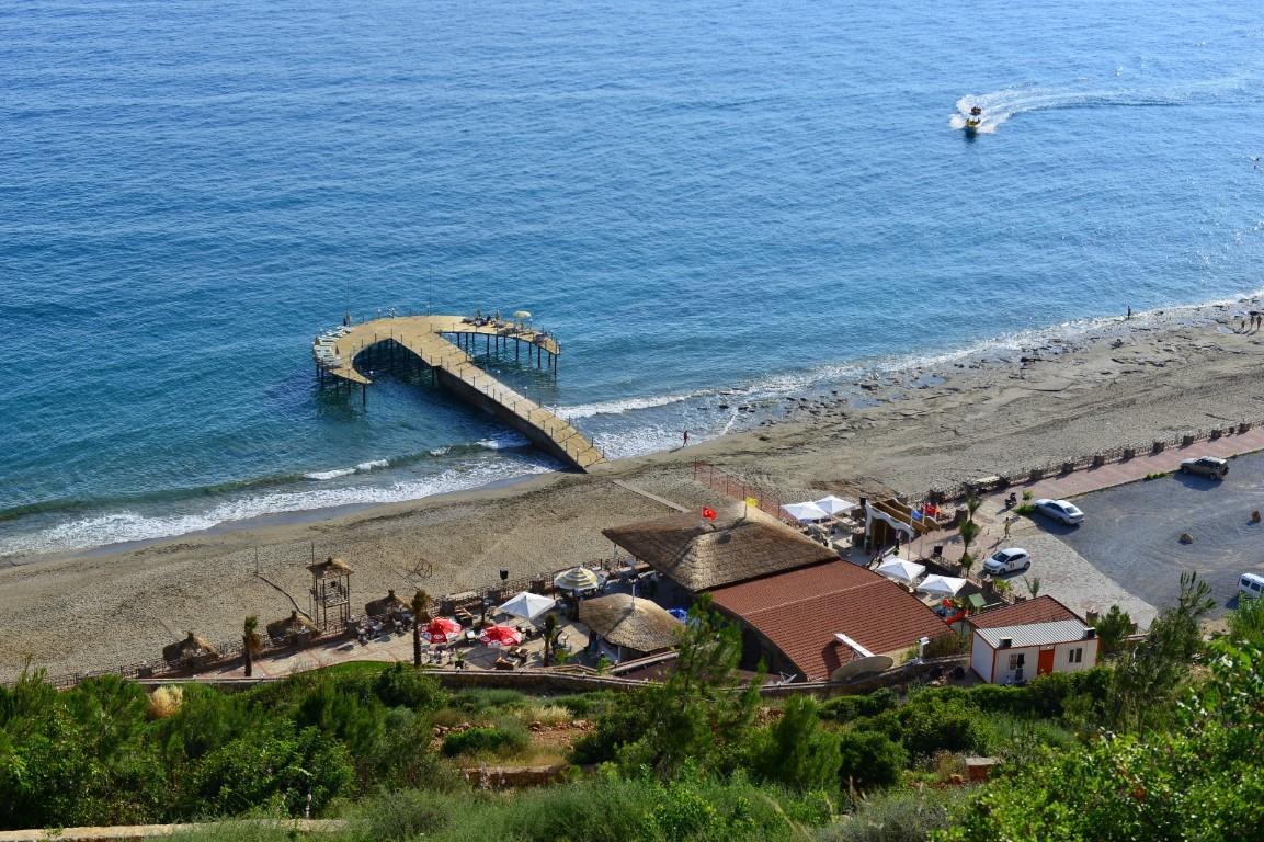Уникальный проект с собственным пляжем в районе Конаклы - Фото 9