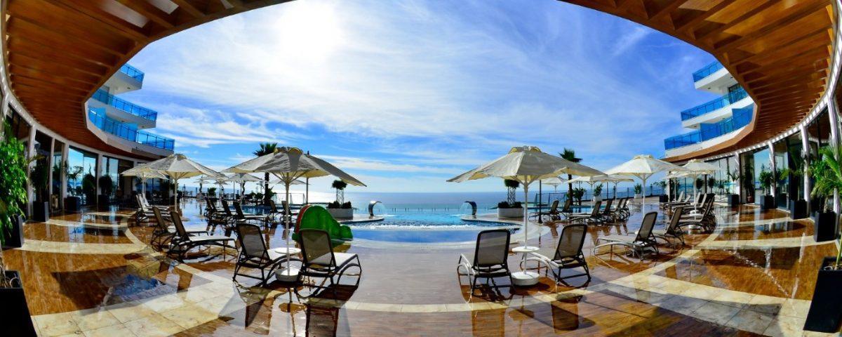 Уникальный проект с собственным пляжем в районе Конаклы - Фото 14