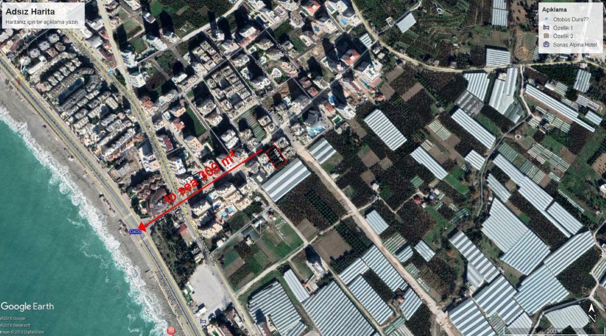 Бюджетный жилой комплекс в 300 метрах от моря, район Махмутлар - Фото 11