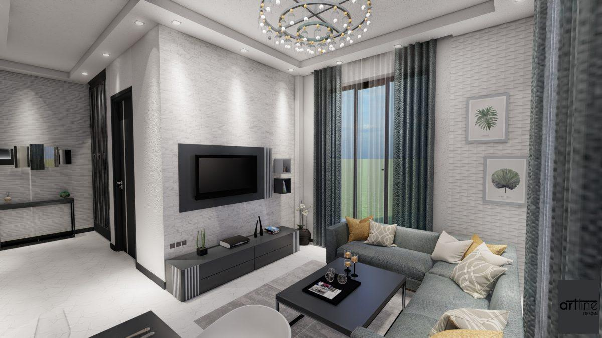 Новый элитный комплекс CİTY 7 в Центре Алании - Фото 9