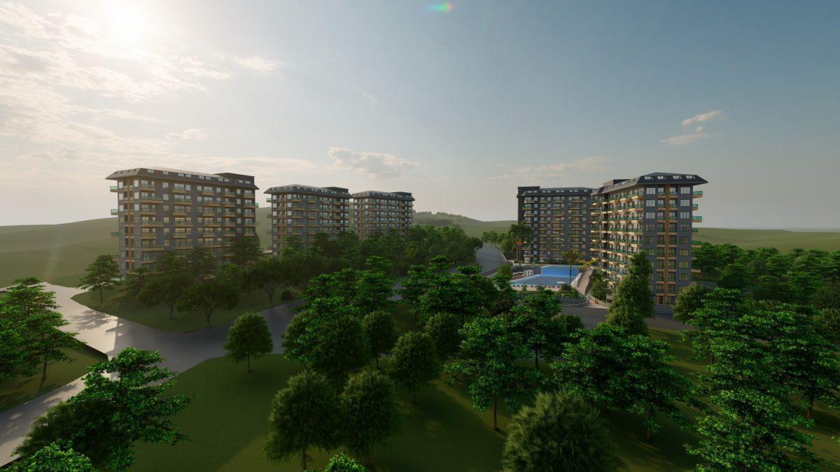 Масштабный жилой комплекс в тихом районе Авсаллар - Фото 11