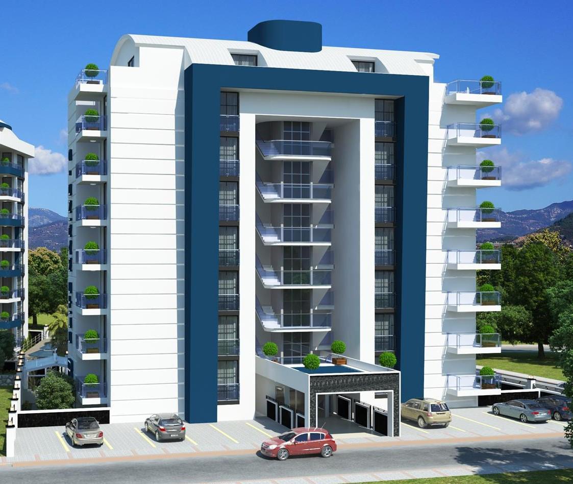 Концептуальная резиденция в самом центре Алании - Фото 3