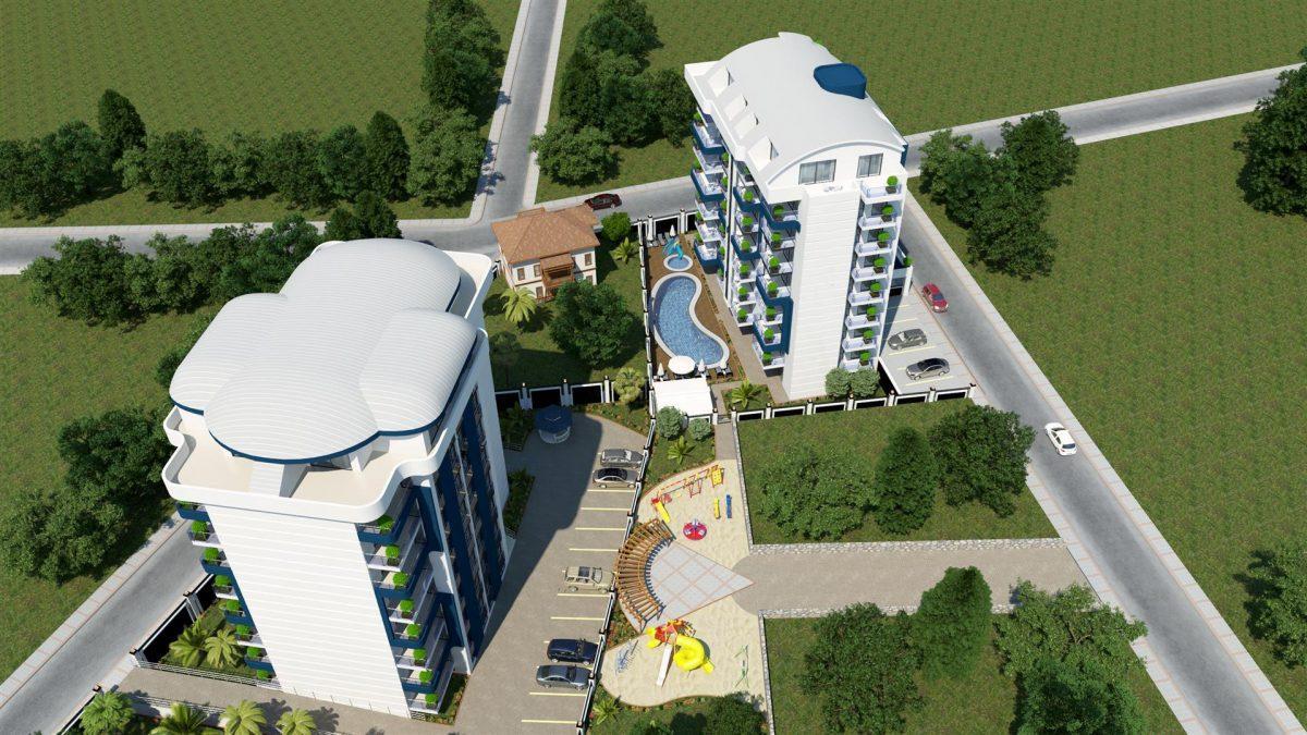 Концептуальная резиденция в самом центре Алании - Фото 1