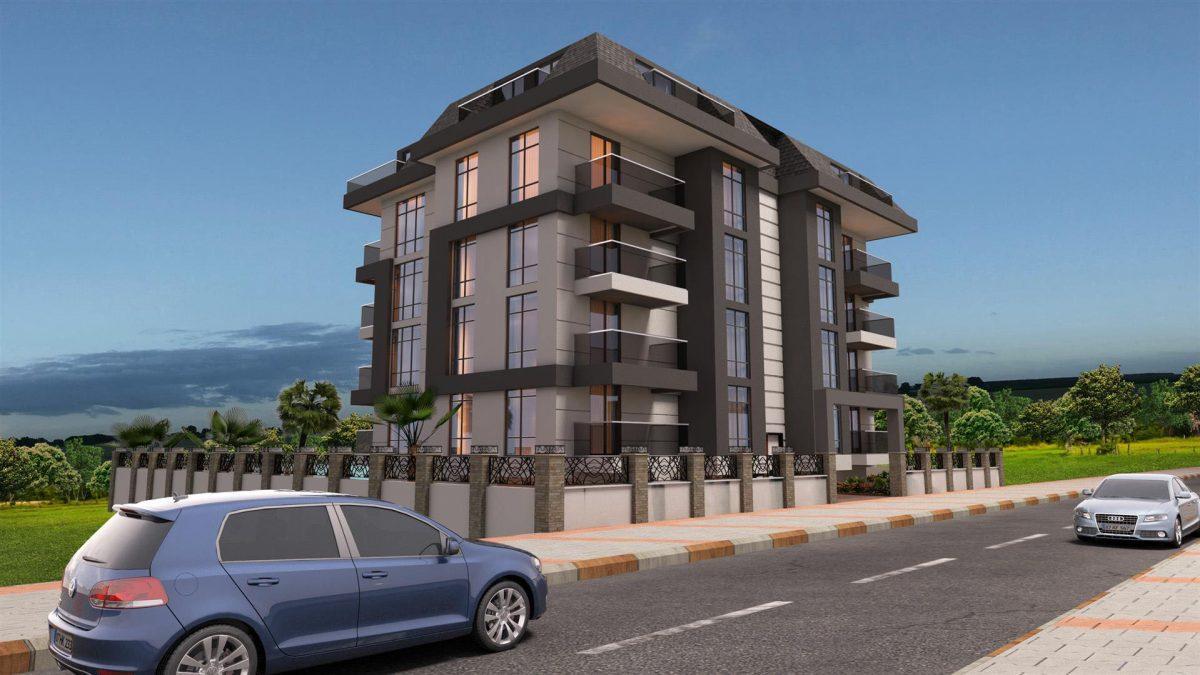 Новый проект в уютном районе Авсаллар - Фото 1