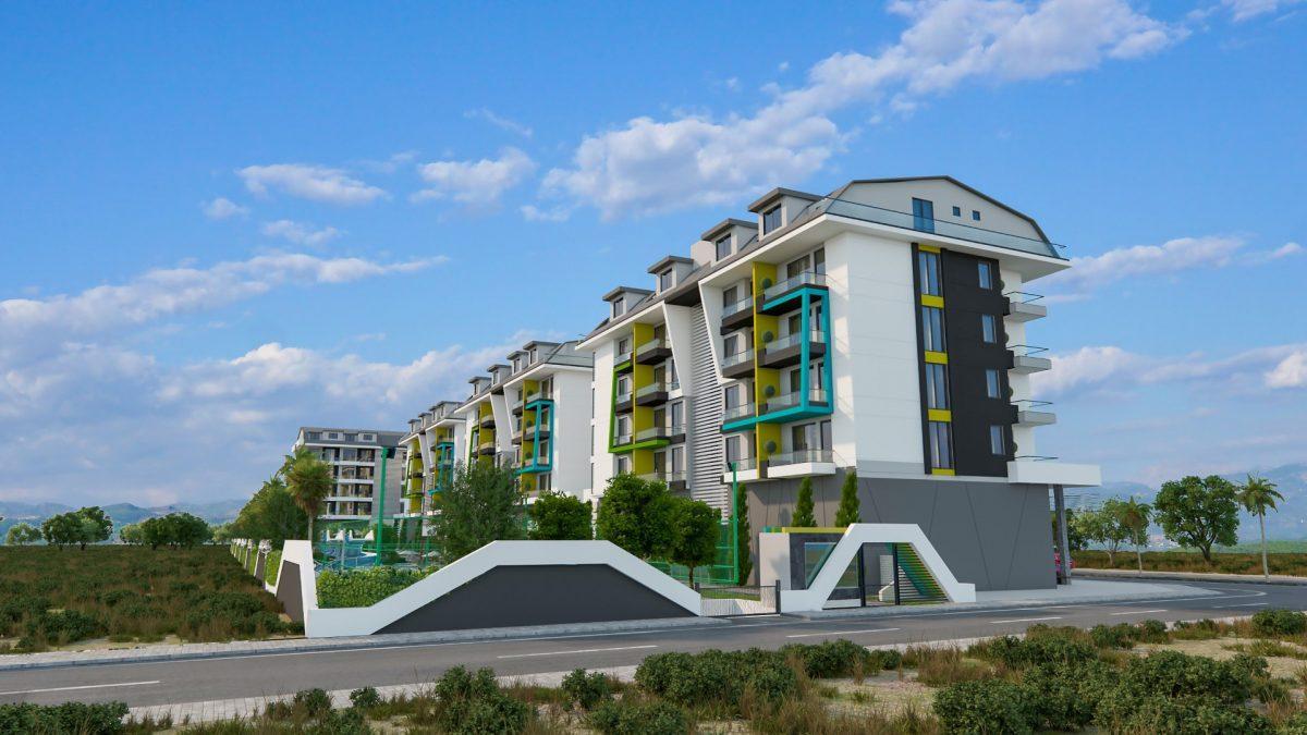 Жилой комплекс в экологически чистом районе Каргыджак - Фото 5
