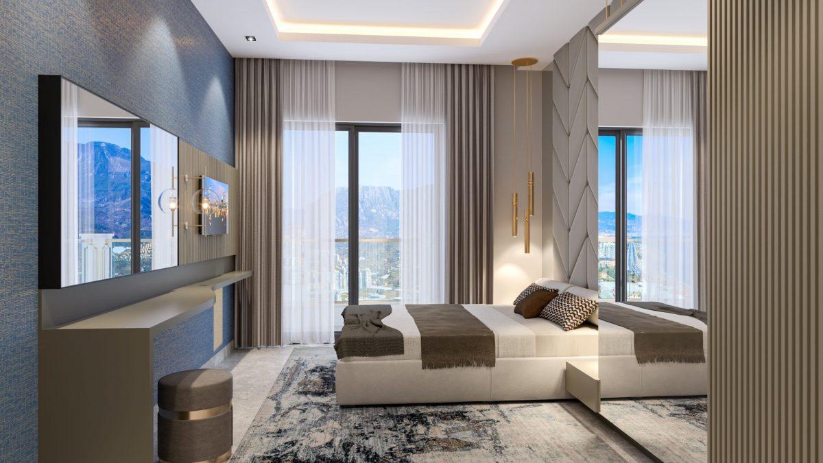 Жилой комплекс с концепцией 5 звездочного отеля в районе Каргыджак - Фото 17