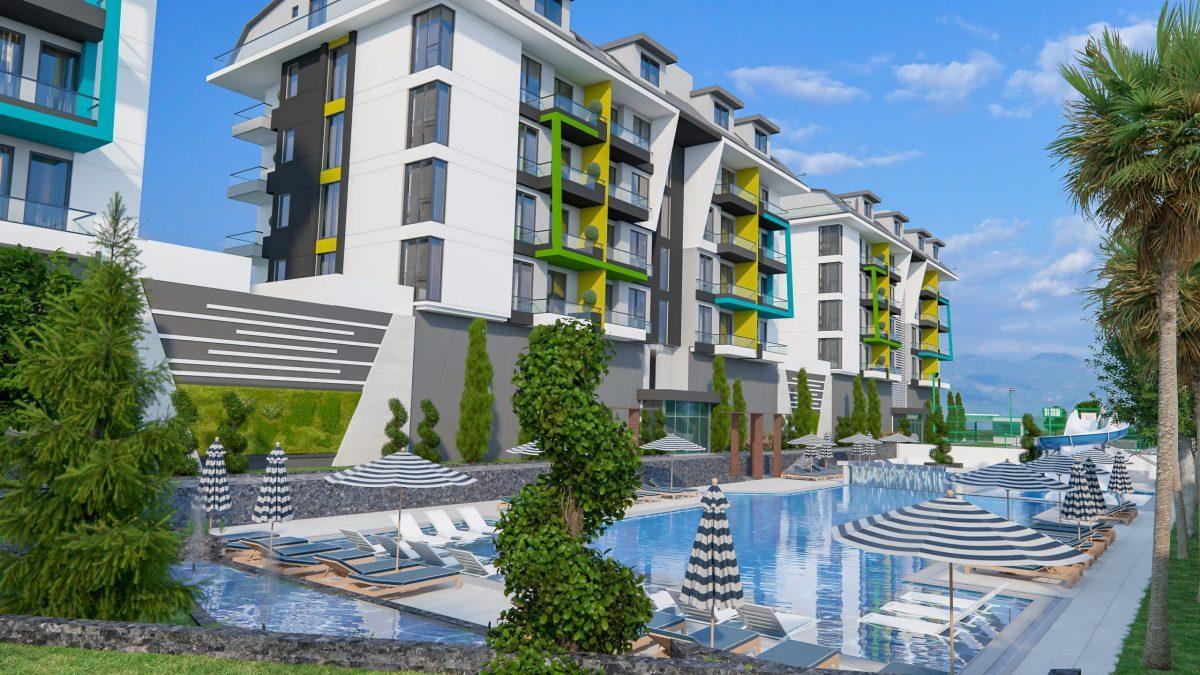 Жилой комплекс в экологически чистом районе Каргыджак - Фото 3