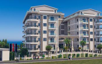 Жилой комплекс с концепцией 5 звездочного отеля в районе Каргыджак