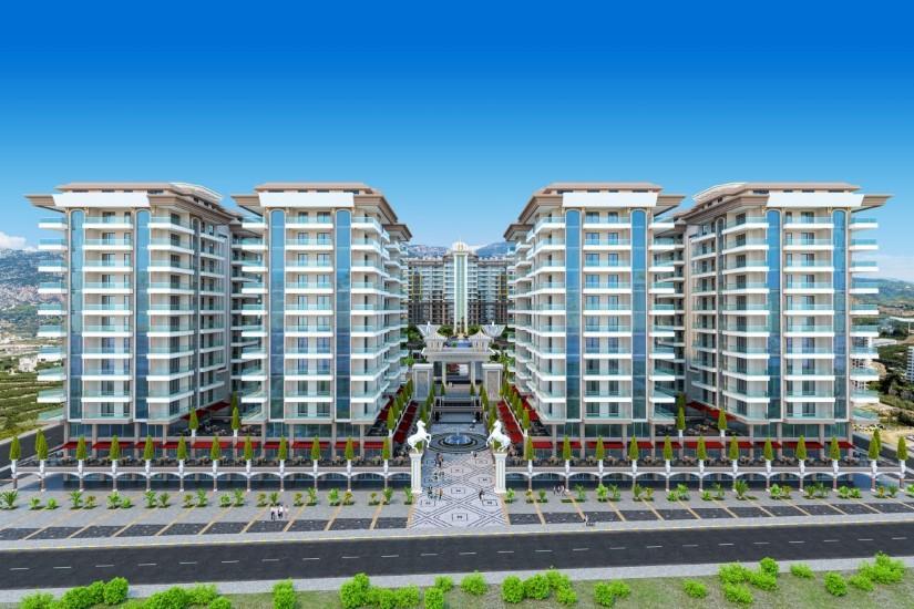 Многофункциональный жилой комплекс с инфраструктурой 5 звезд - Фото 2