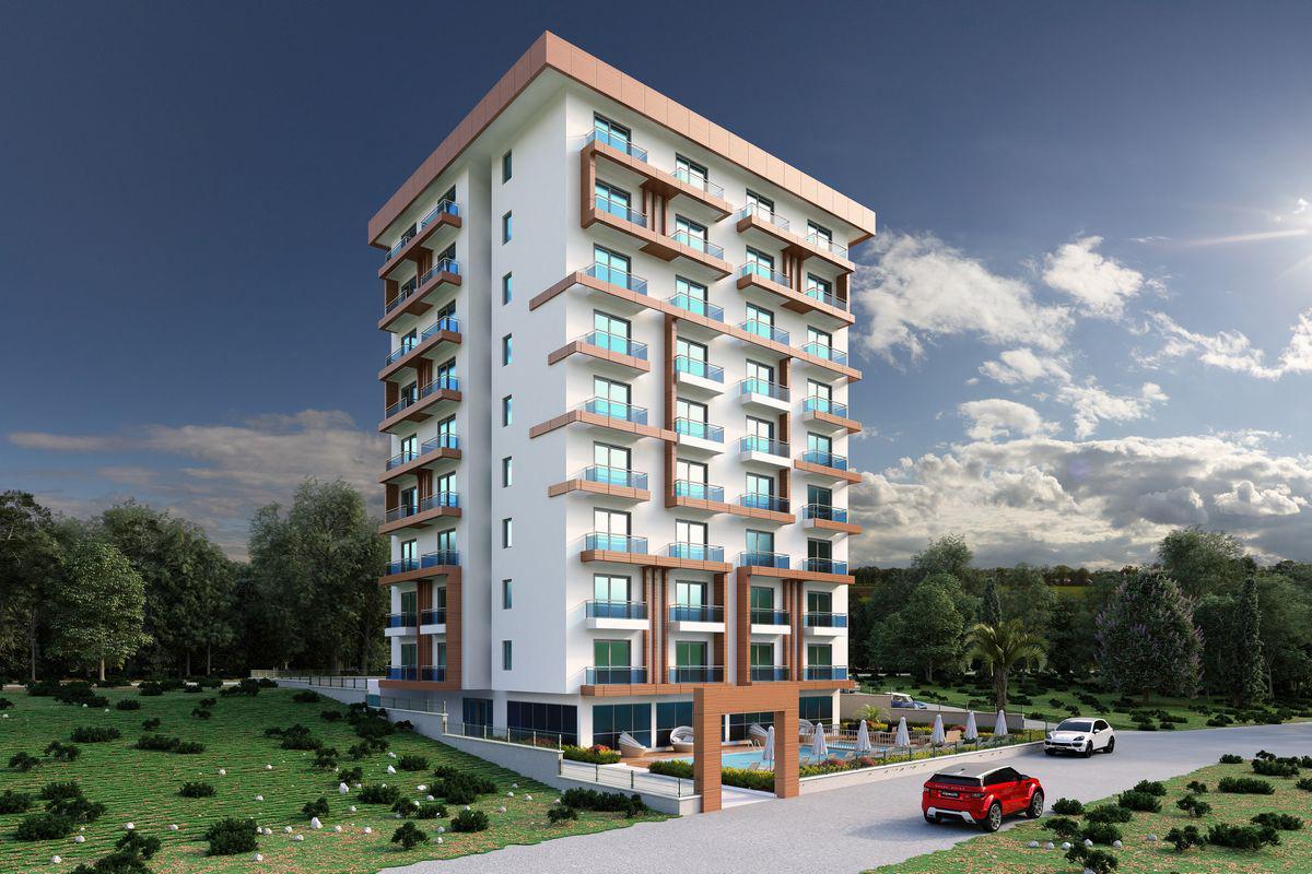 Жилой комплекс городского типа в районе Махмутлар - Фото 2