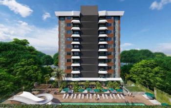 Инвестиционный и привлекательный комплекс в районе Махмутлар