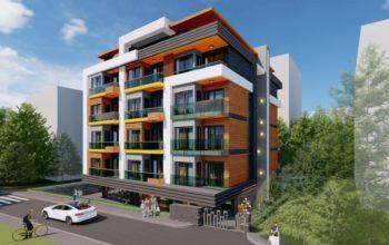 Стильный жилой комплекс с великолепной локацией в самом центре Алании