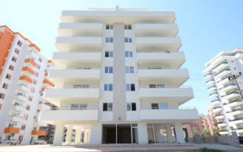 Двухэтажная квартира планировкой 3+2 в районе Махмутлар