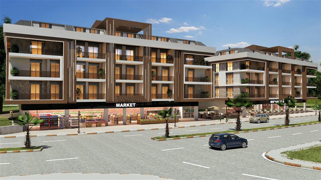 Роскошный жилой комплекс в европейском районе Оба - Фото 2
