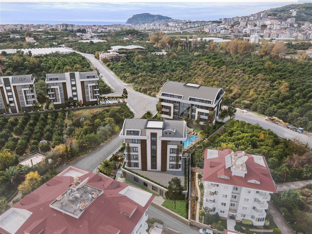 Новый жилой комплекс в окружении  апельсиновых деревьев  - Фото 8