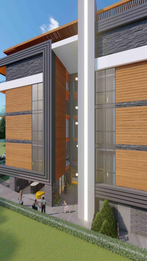 Стильный жилой комплекс с великолепной локацией в самом центре Алании - Фото 8