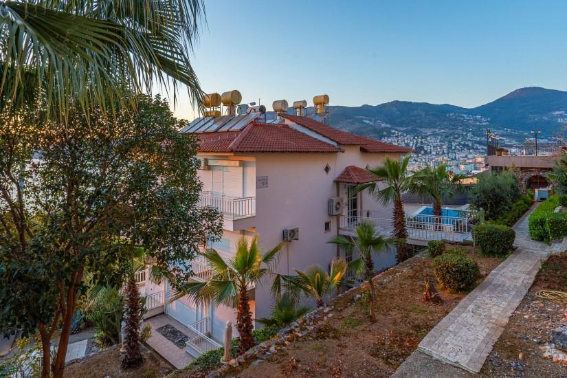 Двухкомнатная квартира с видом на пляж Клеопатра - Фото 3