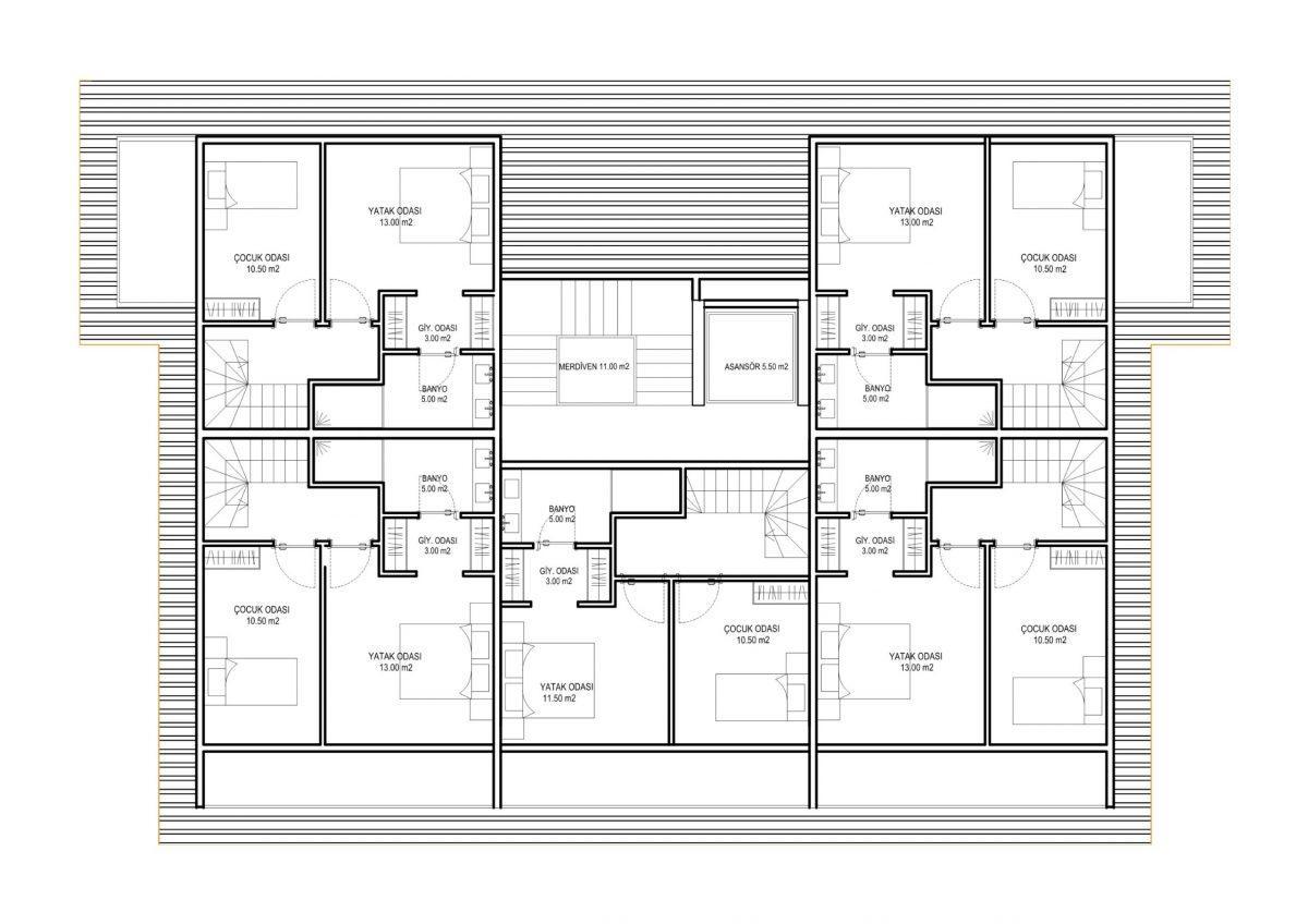 Жилой комплекс комфорт-класса в 50 метрах от моря - Фото 16