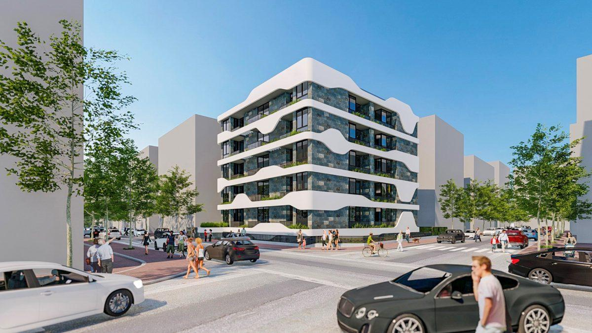 Новый стильный комплекс в Центре Алании  - Фото 2