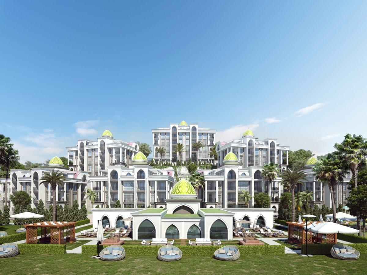 Жилой комплекса премиум-класса в самом живописном районе Алании-Каргыджак - Фото 5
