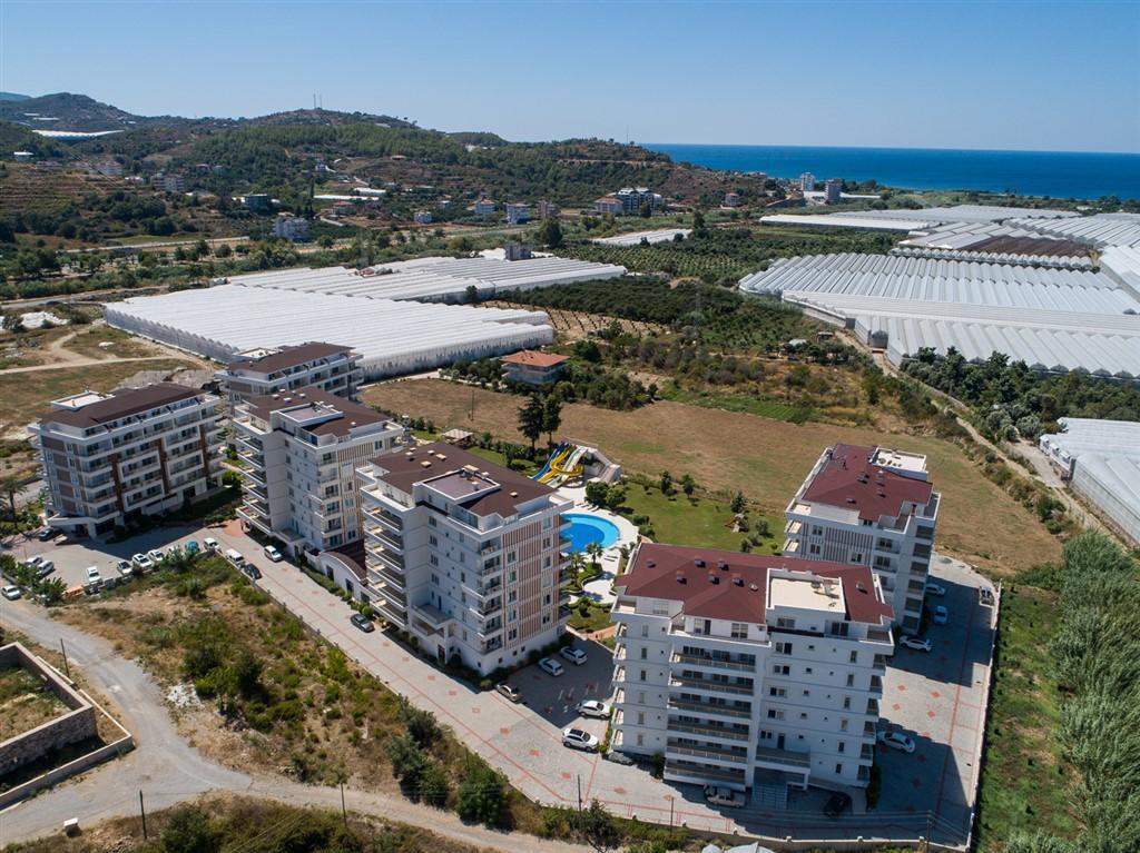 Новый комплекс расположен в уютном районе Демирташ - Фото 4