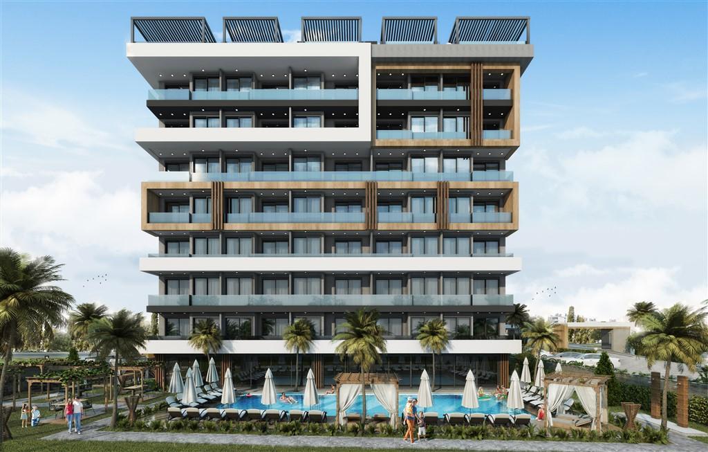 Строительство нового жилого комплекса в экологически чистом районе Авсаллар - Фото 9
