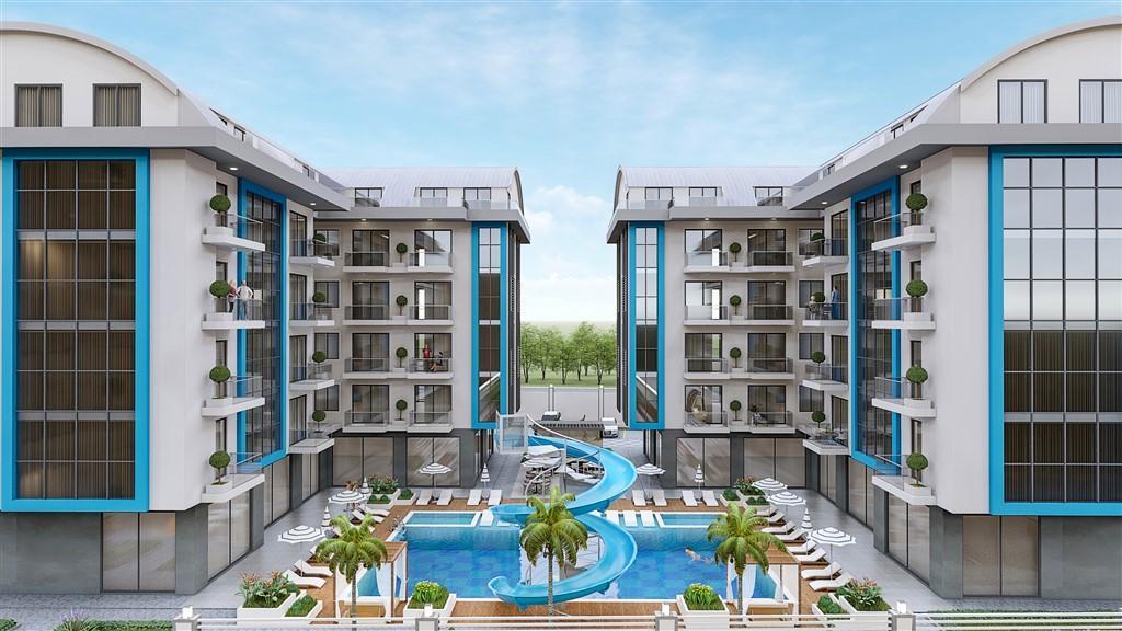 Cтроительство нового жилого комплекса в районе Оба - Фото 6